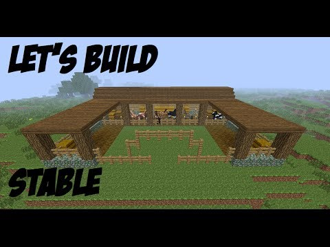 Minecraft Let's Build #48 Stable