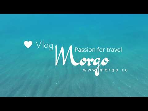 Santorini Greece - Airport, hotel, food & beach! My travel experience Part1