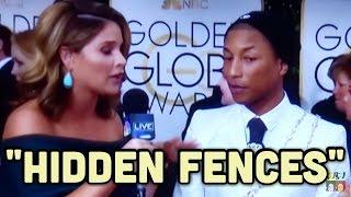 FULL INTERVIEW: Jenna Called Pharrell