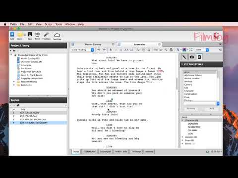 Structure Of Script Writing - Screenplay Writing For Beginners - Hindi  | FilmiLog FAQ NO. 7