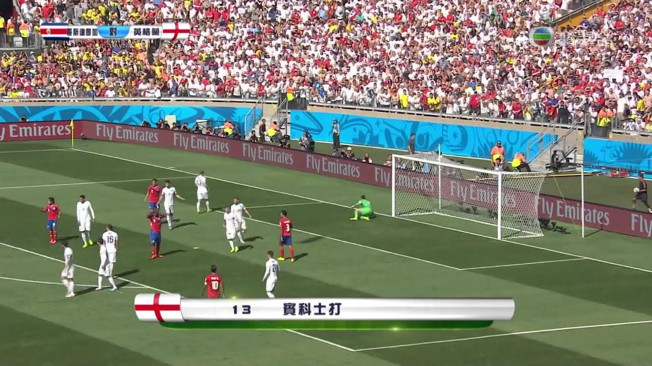 2014 巴西世界盃 5大盤扭及撲救 Top 5 Dribble and Saves