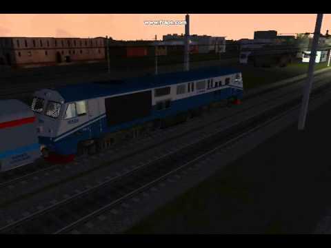 MSTS Train Simulator Indian Railways - Dehradun Shatabdi Express