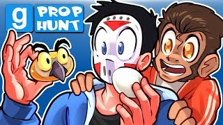 Gmod Ep. 76 PROP HUNT! - SUPER LATE LOST EASTER VIDEO FOUND! (Garry