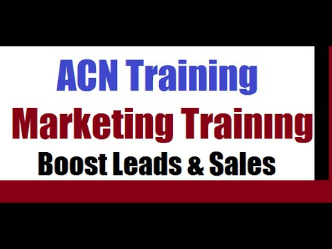 ACN Review Proven Principles You Can Apply To Get More Sales In ACN