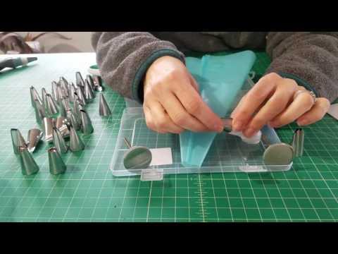 Review of Kootek 42 Piece Cake Decorating Kit