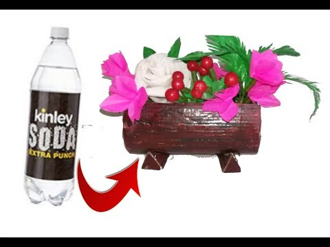 Best Reuse DIY Craft | Making with plastic bottle | Best out of waste