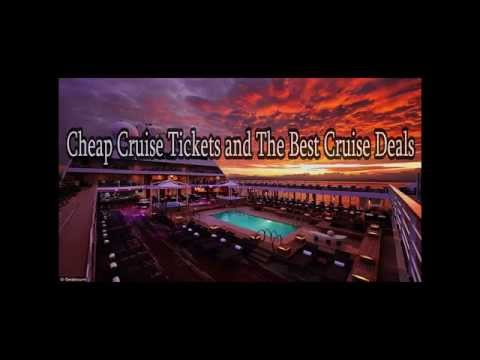 Cheap Cruise Tickets | Late Cruise Deals