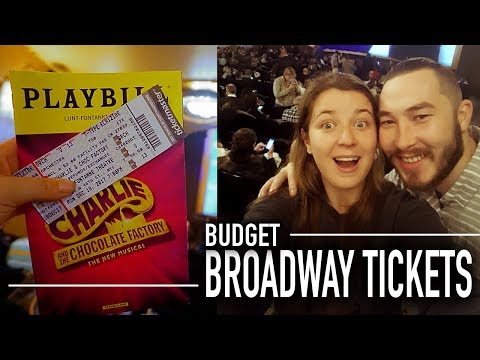 CHEAP BROADWAY TICKETS & The Perfect Last Night In New York City!