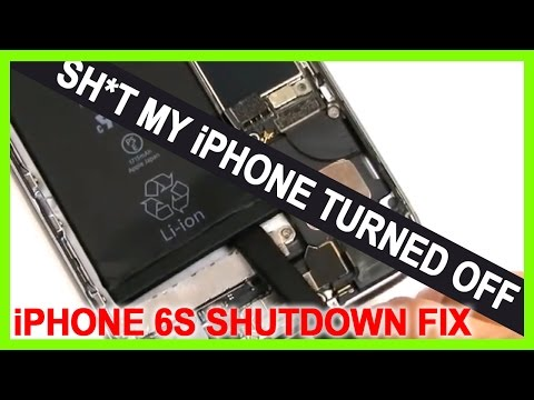 How to Fix an iPhone 6s That Randomly Shutdown or turns off | DirectFix