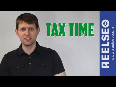 YouTube Tax Write-offs & IRS Deductions - Online Video Expenses  [How To's Day #3]
