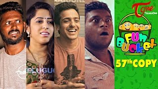 Fun Bucket | 57th Copy | Funny Videos | by Harsha Annavarapu | #TeluguComedyWebSeries