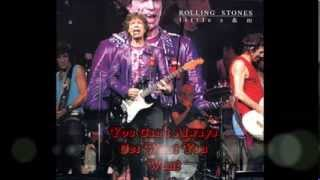 The Rolling Stones - You Can't Always Get What You Want (Live At Churchill Downs)