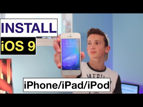 How to Install iOS 9 (Beta 1) on iPhone/iPod/iPad Without Developer Account!
