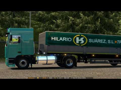 Pegaso Troner TX beta Euro Truck Simulator 2  ver.1 26 0 1