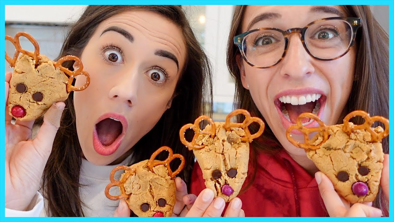 Baking Christmas Cookies W/ Colleen!