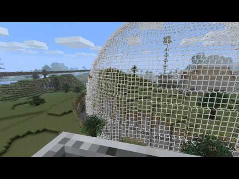 Dome/Sphere Minecart Tour