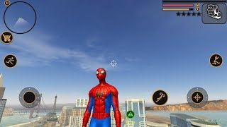 Download Spider Man | Vegas Crime Simulator | Naxeex Fan Build Android Gameplay HD Video