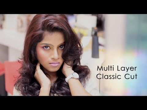 How to: Multi Layer Classic Cut for women!