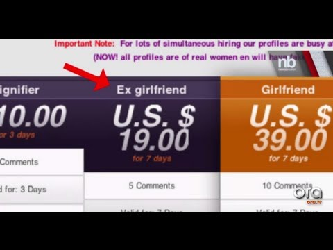 How to Create a Fake Girlfriend | NewsBreaker | Ora TV