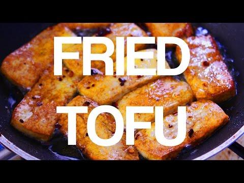 FRIED TOFU (VEGAN BASIC)