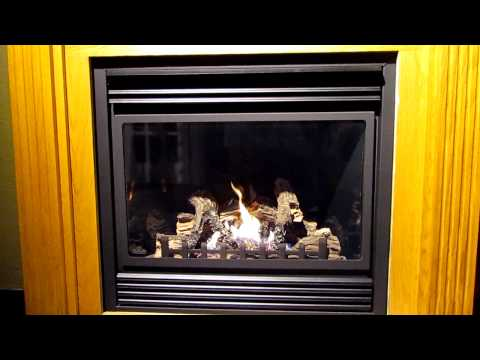 Napoleon GD36NTR Direct Vent Gas Fireplace 36