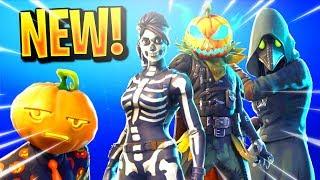 Halloween Skins Fortnite 2018.Leaked Halloween Skins 2018 Videos 9tube Tv
