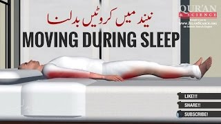 (Hindi Dubbed) The Importance of Moving in sleep ┇ Quran and Modern Science ┇ LearnQuran.net