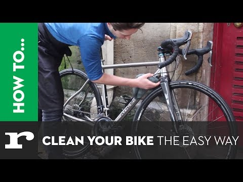How to clean your bike: The easy way