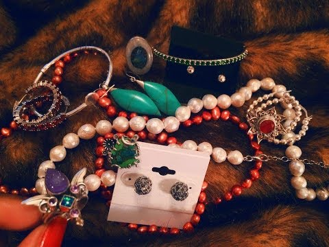 Fine jewelry reveal unboxing collection haul eBay JTV 2018