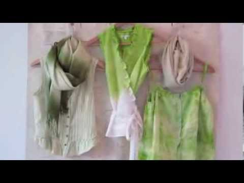 Goodwill Goes Green: Tutorial for Naturally Dyeing Fabrics