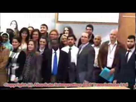 Public Service Interpreting Training Courses, Birmingham Translation Company Services in the UK