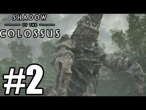 Shadow of the Colossus PS4 Gameplay Walkthrough Part 2