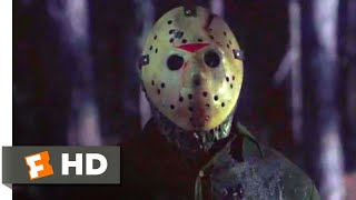 Friday the 13th VI: Jason Lives (1986) - Bulletproof Badass Scene (7/10) | Movieclips