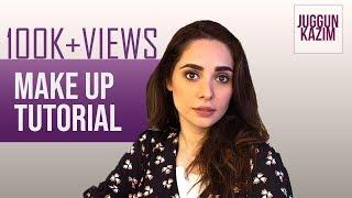 Easy Makeup Look | Everyday Makeup Look Tutorial | Juggun Kazim | Makeup