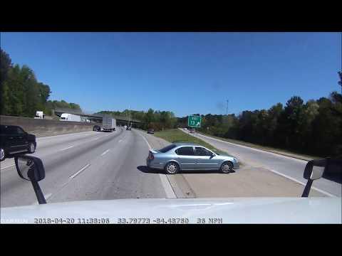 Bad Atlanta Driver