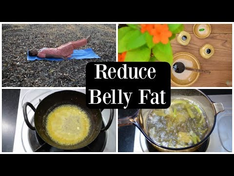 How To Reduce Belly Fat Fast At Home For Women | 5 Exercises & Remedies To Burn Belly Fat