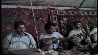 Arif Babayev,Ağasəlim Abdullayev,Mirnazim Əsədullayev - Nardaran 1988