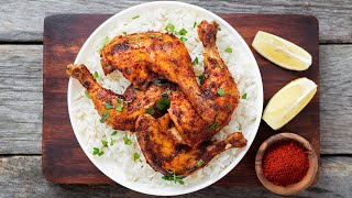 Today I show you how to make authentic Tandoori Chicken at home. This tandoori chicken ( तंदूरी चिकन ) recipe has been in my family for generations.