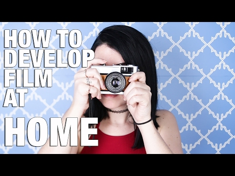 How To Develop Film At Home