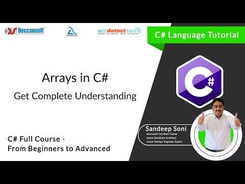 C# Arrays - working with arrays - 9