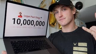 HOW I HIT 10,000,000 SUBSCRIBERS IN 340 DAYS!