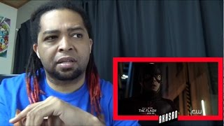 The Flash | The Once and Future Flash Trailer | The CW | REACTION