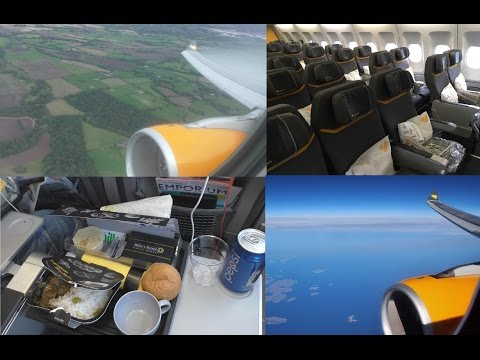 TRIPREPORT | Thomas Cook A330-200 | PREMIUM ECONOMY | Manchester to Orlando International