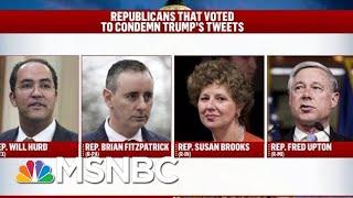 President Donald Trump Makes Racism His Brand For 2020 Campaign | Deadline | Msnbc