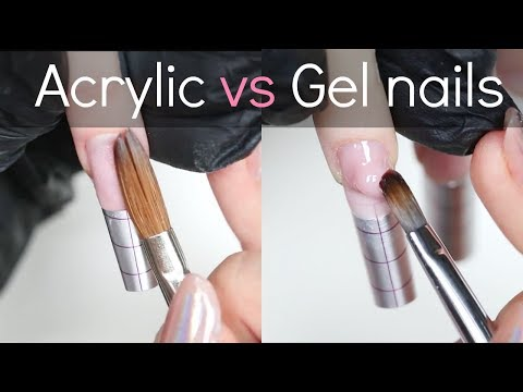 Acrylic vs Gel Nails | Which is better?