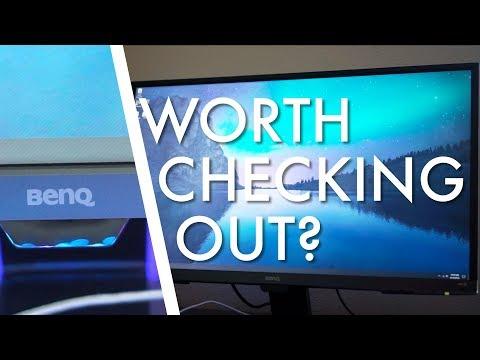 Monitor Review: BenQ EW3270U A Big 4K Monitor