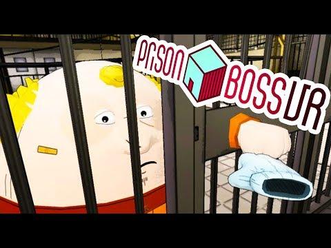 THE ESCAPISTS VR - World's BEST Crafting PRISONER! - Prison Boss VR Gameplay - HTC Vive VR