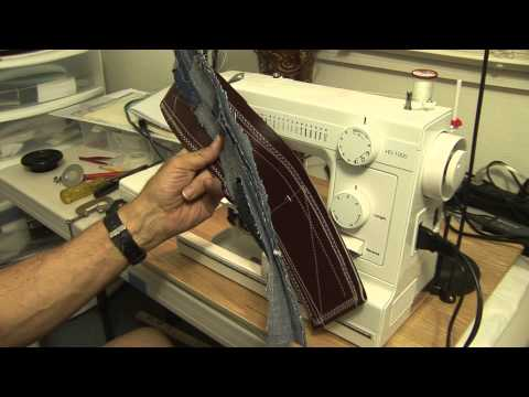 Janome HD-1000 A strong sewing machine