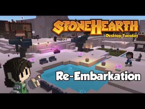 Stonehearth Desktop Tuesday: Re-Embarkation
