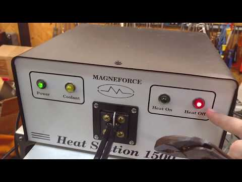 Magneforce 1500 Induction Heat Station w Procool II - Quality Test - For Sale